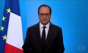 François Hollande avisa que não vai tentar reeleição na França