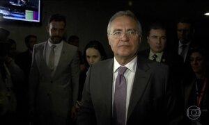 OAB pede afastamento de Renan Calheiros da presidência do Senado