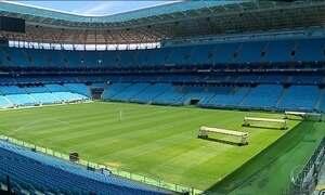 Grêmio e Atlético Mineiro se preparam para grande final da Copa do Brasil
