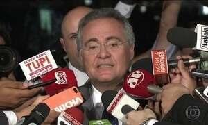 Mesa diretora do Senado decide descumprir ordem do STF para afastar Renan