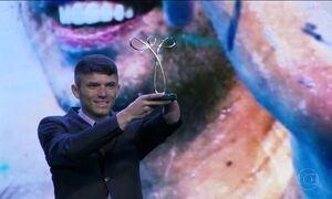 Destaques dos Jogos Paralímpicos do Rio são premiados