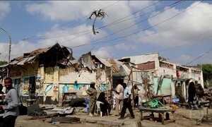 Caminhão-bomba mata 29 pessoas e deixa 50 feridas em Mogadíscio, na Somália