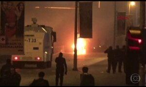 Atentados provocam 38 mortes e deixam mais de 150 feridos na Turquia