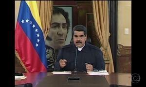 Venezuela fecha fronteiras com Brasil e Colômbia