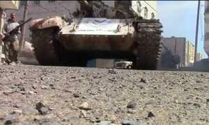 Dois ataques contra forças de segurança deixam quase 60 mortos em países árabes