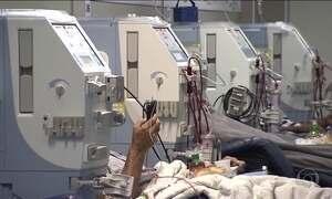 Falta de clínicas de hemodiálise no SUS tira vagas de hospitais públicos