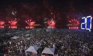 Festas da virada tiveram cortes neste ano em alguns estados brasileiros