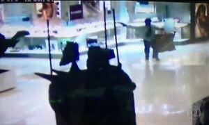 Assalto a joalheria tem troca de tiros em shopping de São Paulo