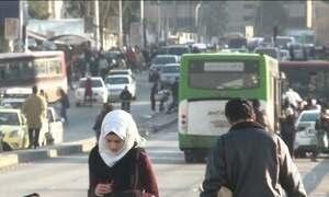 Cessar-fogo na Síria é rompido
