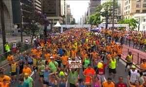 Corrida de São Silvestre se torna patrimônio de São Paulo