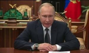 Governo russo nega que vá expulsar diplomatas americanos