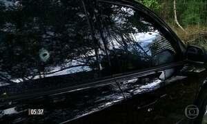Bandidos assustam moradores de local onde turista foi morta em SC