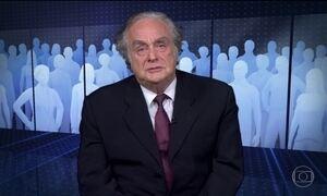 Arnaldo Jabor comenta a diferença entre o crime e a segurança pública