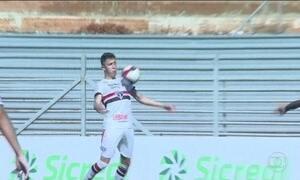 São Paulo goleia e chega a 12 gols em duas partidas na Copinha