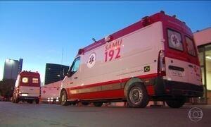 Após falhas, governo anuncia doação de mais de 300 ambulâncias ao Samu