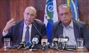 Governo Federal negocia com RJ socorro financeiro