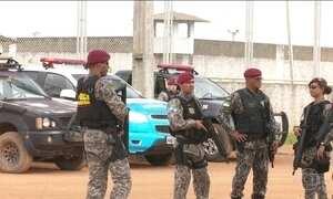 ONU já previa massacre de presos em Manaus há mais de um ano