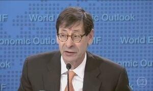 FMI revisa para baixo expectativa de crescimento da economia brasileira em 2017