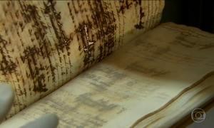 Arquidiocese de Olinda e Recife promove restauração de documentos