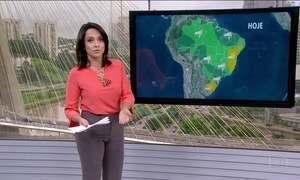 Veja a previsão do tempo para esta quinta-feira (19) em todo o Brasil