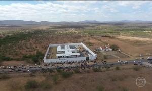 Rebelião em PE deixa um morto no presídio de Santa Cruz do Capibaribe