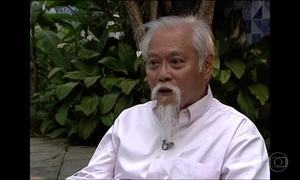 Morre no Rio o arquiteto e paisagista Haruyoshi Ono