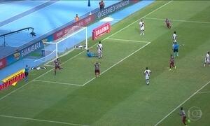 Fluminense vence Vasco por 3 a 0 no Campeonato Carioca