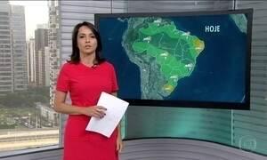 Regiões serranas do Sul amanhecem com temperaturas baixas