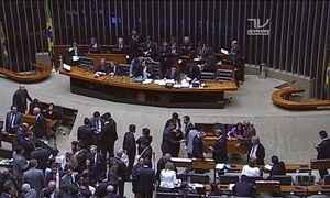 Câmara recua na votação de projeto que torna mais difícil punir partidos