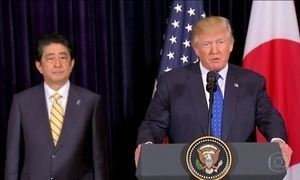 Coreia do Norte dispara míssil balístico em primeiro desafio a Trump