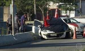 Confusão em posto de gasolina acaba em morte em São Paulo