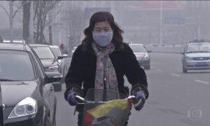 China e Índia causam mais da metade das mortes por poluição no mundo