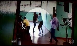 Mãe agride com tapas vice-diretora de escola em Campinas (SP)