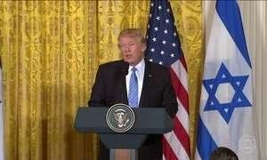 Escolhido por Trump para ser embaixador em Israel passa por sabatina
