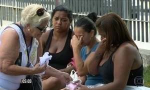 Corpo de menina vítima de bala perdida será enterrado no Rio de Janeiro