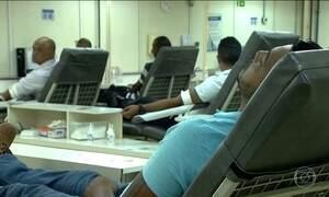 Falta sangue nos hospitais de São Paulo