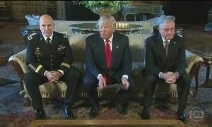 Veja como foi o primeiro mês de Trump na presidência dos EUA
