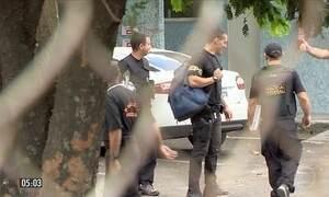 PF prende quadrilha que atuava no tráfico internacional de drogas