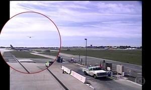 Pilotando monomotor, Harrison Ford quase provoca acidente grave com Boeing 737