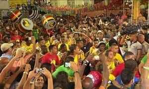 Carnaval na Bahia já começou
