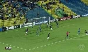 Atlético Paranaense e Botafogo se classificam na Copa Libertadores