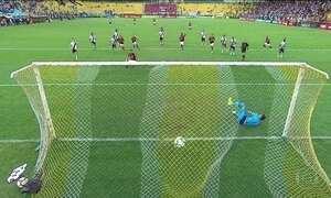 Confira os gols dos estaduais pelo Brasil