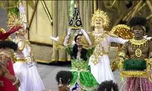 São Paulo já vive expectativa para conhecer a campeã do Carnaval