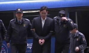 Ministério Público da Coreia do Sul indicia herdeiro da Samsung por suborno