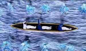 Portela leva homenagem aos rios do mundo para a avenida