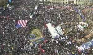 Coreia do Sul tem segundo dia de confrontos entre manifestantes e policiais