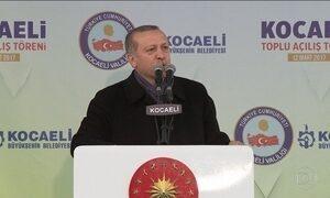 Turquia faz protesto formal após Holanda barrar entrada de ministros