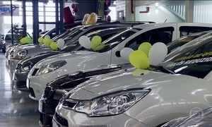 Venda de veículos usados teve alta no primeiro bimestre desse ano
