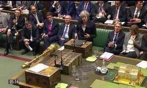 Parlamento britânico autoriza Reino Unido a iniciar processo do Brexit