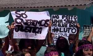 Protestos marcam volta às aulas em escola onde adolescente foi morta no RS
